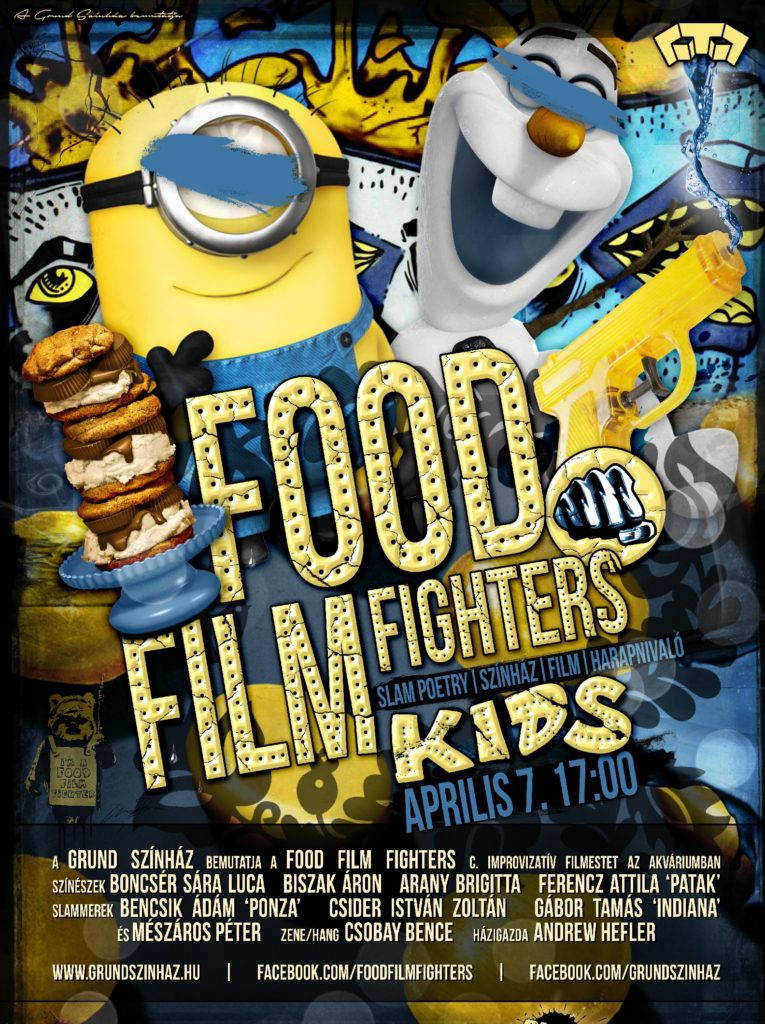 Food Film Fighters Kids
